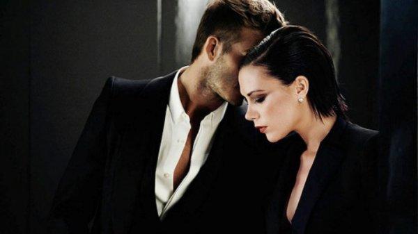 Nouvelle campagne publicitaire Beckham Fragrances pour le parfum Intimately Yours
