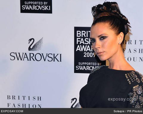 Victoria Beckham, nominée aux British Fashion Awards 2010