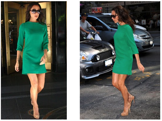 Victoria Beckham - New York - 08.09.2010