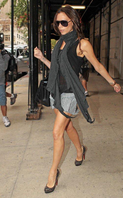Victoria Beckham - New York - 09.09.2010