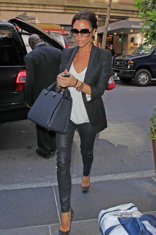Victoria Beckham - New York - 14.09.2010