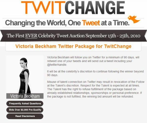 Victoria peut vous suivre sur Twitter!