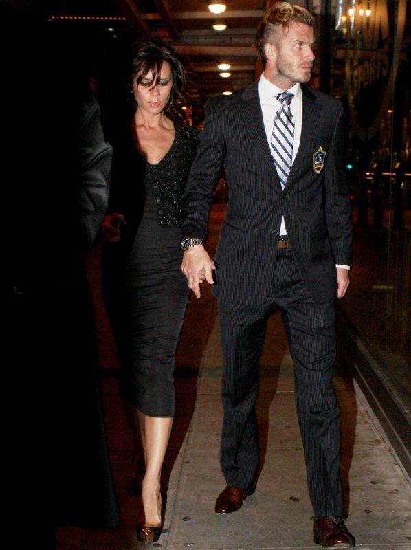 David & Victoria Beckham poursuivent Irma Nici et le magazine In Touch en justice