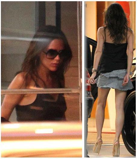 Victoria Beckham - Los Angeles - 26.09.2010