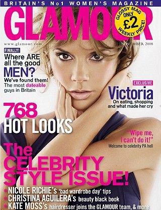 Victoria Beckham est la 2ème femme la mieux habillée du Royaume Uni !