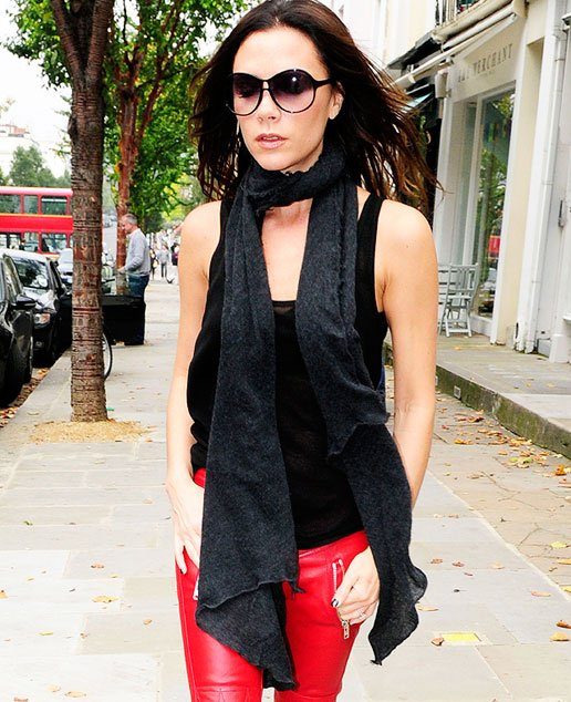 Victoria Beckham, adepte d'Isabel Marant !