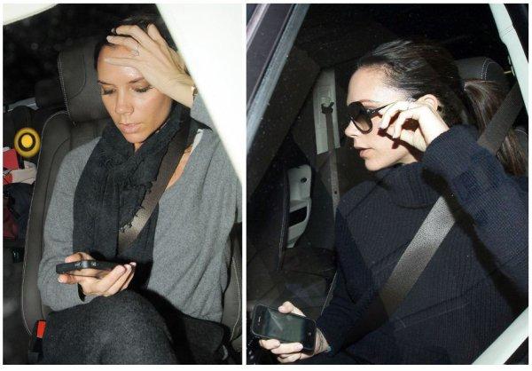 Victoria Beckham - Londres - Novembre 2010