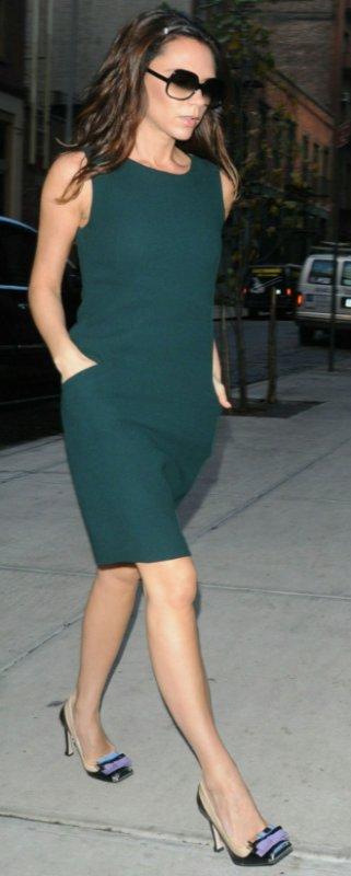 Victoria Beckham enchaine les rendez-vous à New York !
