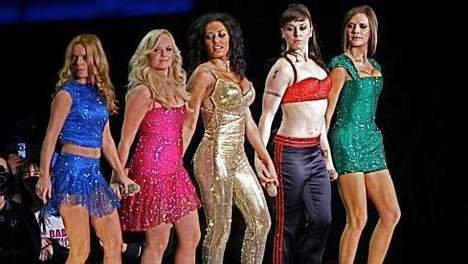 Les Spice Girls réunies chez Victoria Beckham pour Noël !