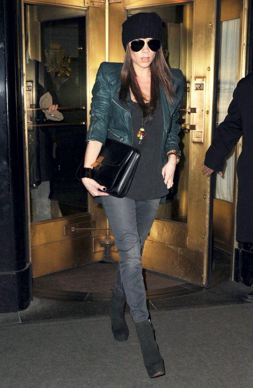 Victoria Beckham - New York - 16.02.2011