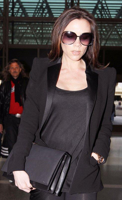 Victoria Beckham est de retour à Londres
