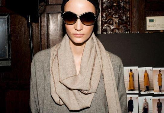 Victoria Beckham, le Lookbook automne/hiver 2011