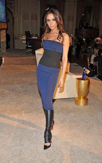 VICTORIA BECKHAM - 2011 WOMEN'S WEAR DAILY APPARAL & RETAIL CEO SUMMIT CONFERENCE - NEW YORK - 15.11.2011