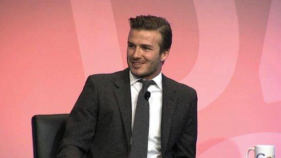 TF1 Analyse la décision de David Beckham face au PSG