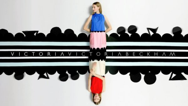 VICTORIA BY VICTORIA BECKHAM VIDEO by QUENTIN JONES