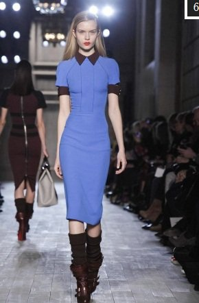 VICTORIA BECKHAM AUTUMN/WINTER 2012
