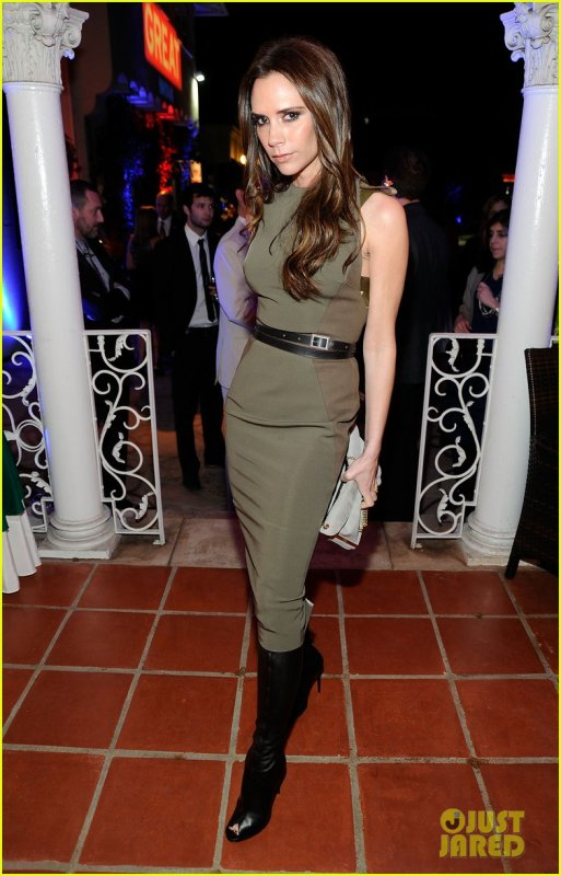 VICTORIA BECKHAM - GREAT BRITISH FILM RECEPTION
