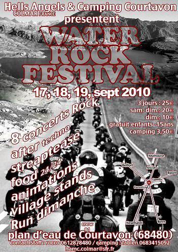 WATER ROCK FESTIVAL