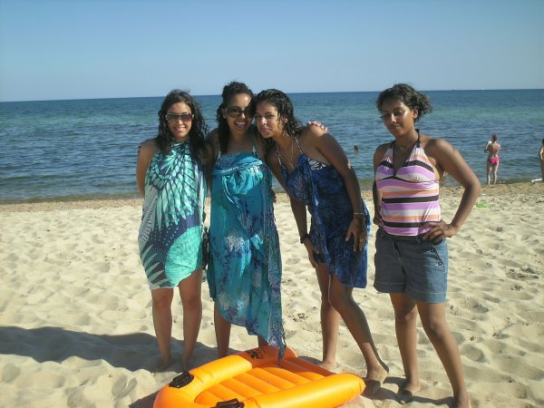 AOUT 2008 :  TUNiSiE