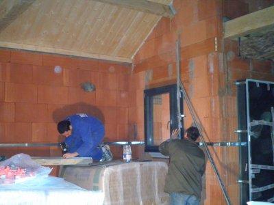 Rail pour placo laine de verre notremaison19 for Epaisseur laine de verre pour cloison placo