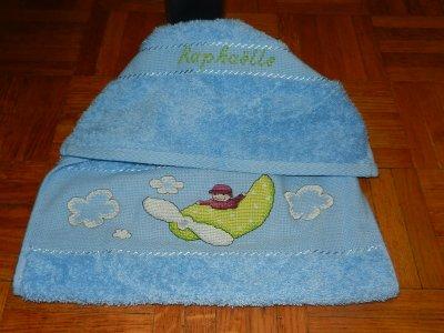 Nouvelle serviette