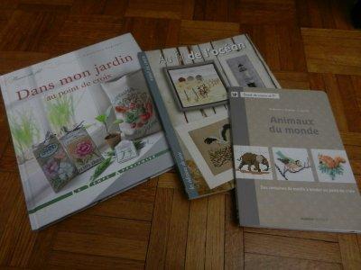 Mes beaux livres...