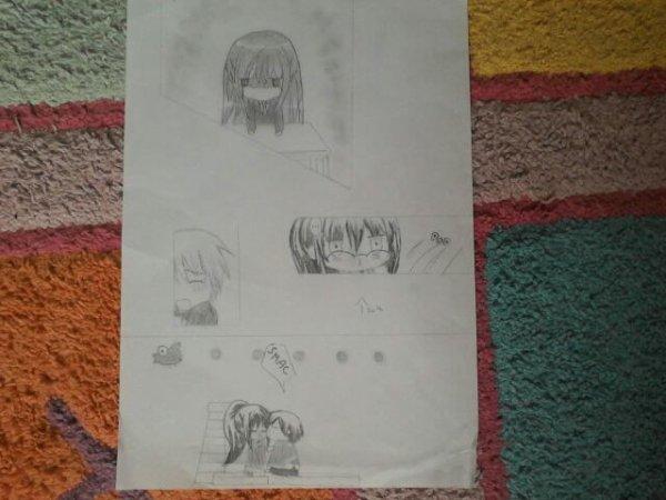 Nouv' dessins :)