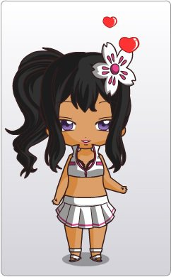 Personnages fic' chibi :3