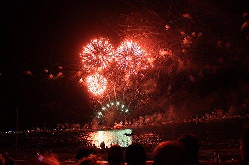 Les feux, c'est demain à Cannes