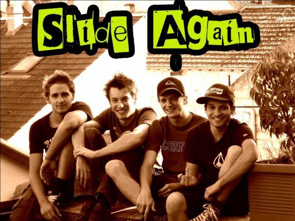 "Interview des ""Slide Again"" !"