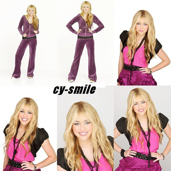 Nouveaux photoshooot de Hannah Montana : Forever