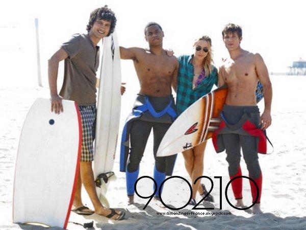 Découvrez ou redécouvrez l'intégrale de la série 90210 en VOSTFR.