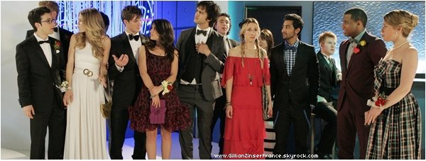 90210 : Stills 3x21 - The Prom Before The Storm