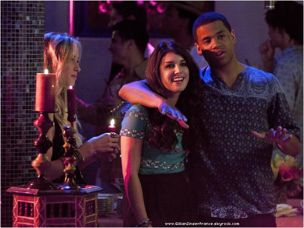 90210 : Stills 4x01 - Up In Smoke