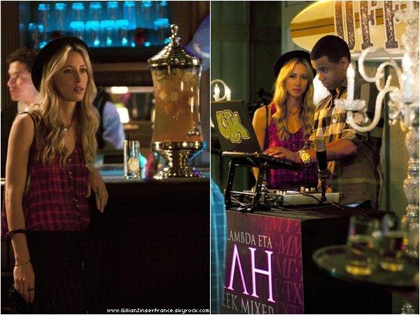 90210 : Stills 4x03 - Greek Tragedy