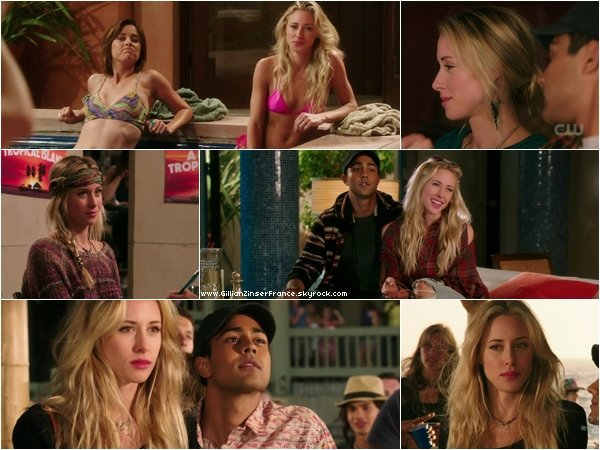 90210 4x06 - Benefit Of The Doubt VOSTFR.