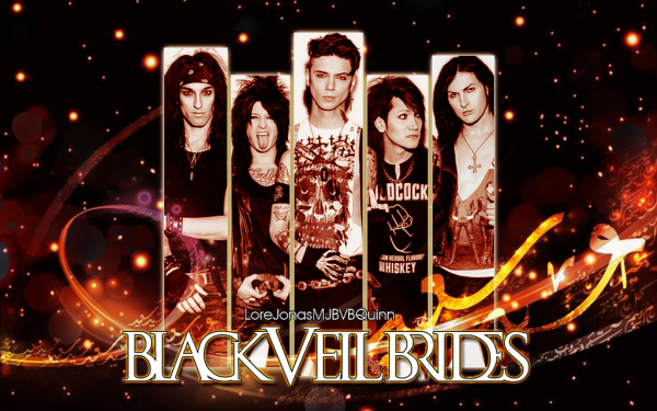 Groupe : Black Veil Brides