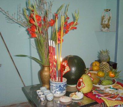 """""""TẾT et traditions – les 5 fruits du TẾT"""""""