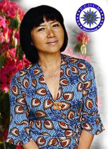 Mme Anh Đào Traxel parraine notre association.