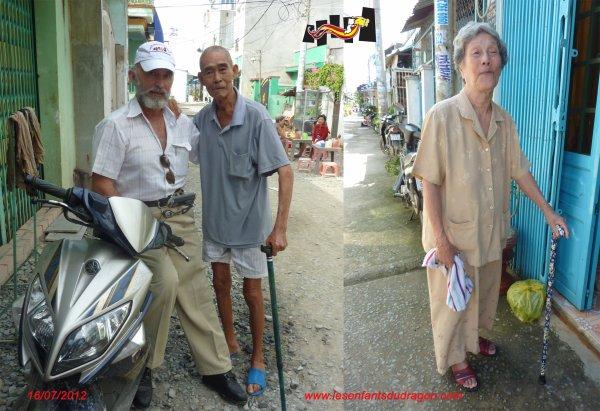 De retour au Vietnam, les activités reprennent...