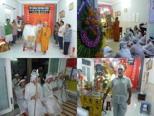 Funérailles au Vietnam - Culture et traditions