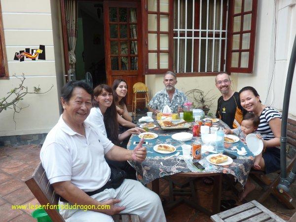 Laurence, notre marraine de c½ur au Vietnam