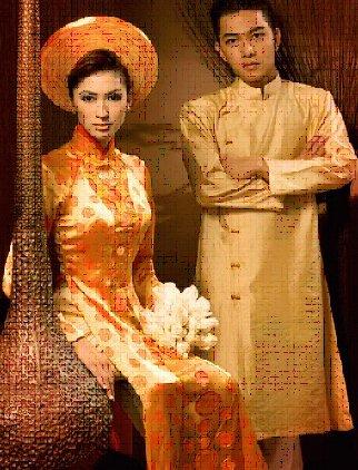 Culture Et Traditions Le Mariage Traditionnel Au Vietnam
