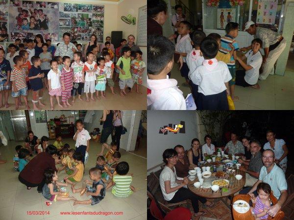 L'antenne parisienne en visite au Vietnam