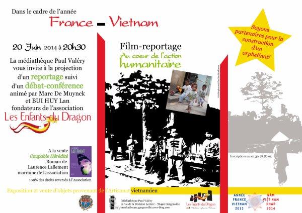 L'année du Vietnam en France à Gargenville