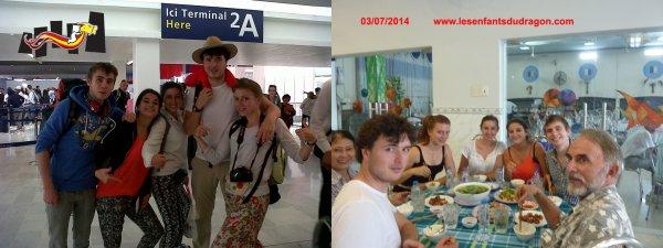 Juillet 2014 - Reprise des activités
