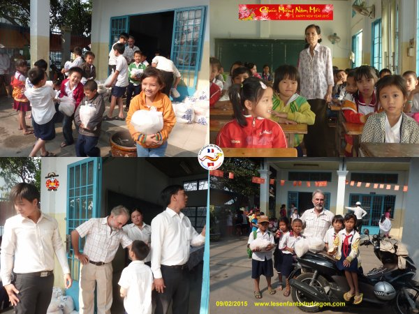 Bientôt la fête du  Tết Nguyên đán 2015.