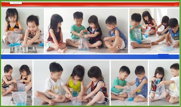 Activités des enfants de l'orphelinat Phoenic - 01/2021