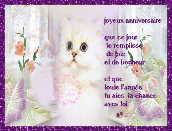 Joyeux Anniversaire Isa Ma Famille