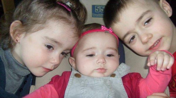 Lea,Felicia et Diego